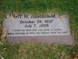 Larry H Abraham
