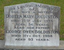 Doreen Mary <i>McKeown</i> Boldiston