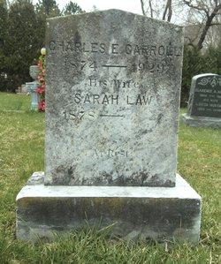 Sarah <i>Law</i> Carroll