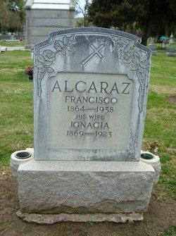 Ignacia <i>Avila</i> Alcaraz