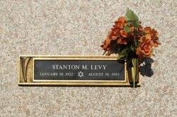 Stanton M Levy