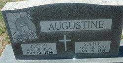 Sophie <i>Weber</i> Augustine