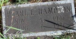 Pearl E Hampton