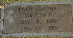 Henry Compton Barksdale