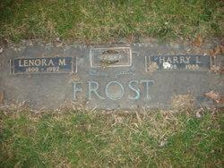 Lenora Mary <i>Norconk</i> Frost