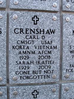 Sarah Katie Katie <i>Shepard</i> Crenshaw