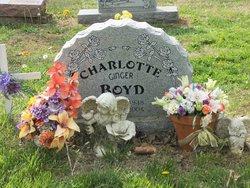 Charlotte Ginger <i>DeCLue</i> Boyd