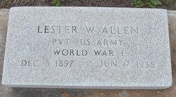Lester W. Allen