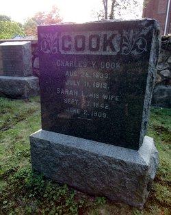 Pvt Charles Y Cook