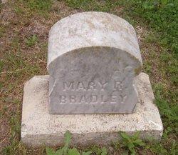Mary R <i>Grayson</i> Bradley