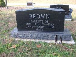 Darrell James Buzz Brown
