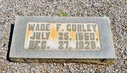 Wade Franklin Corley