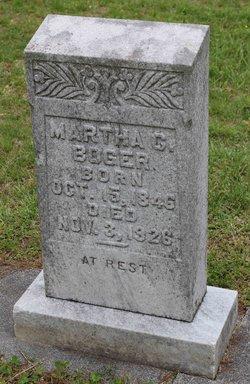 Martha C. Boger