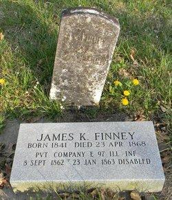 James K Finney