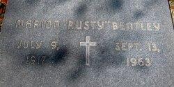 Marion Rusty Bentley