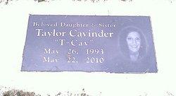 Taylor Nicole T-Cav Cavinder