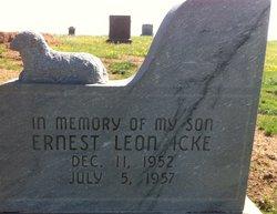 Ernest Leon Icke