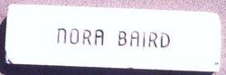 Nora Baird