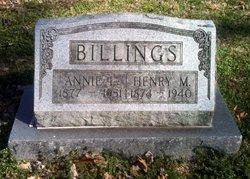Henry M Billings