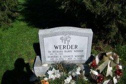 Dorothy E. <i>Sennett</i> Werder