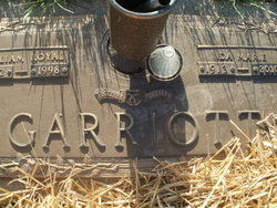Ida Marie <i>Polacek</i> Garriott