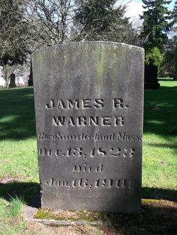 James R Warner