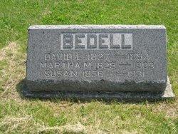 Martha <i>Fuqua</i> Bedell