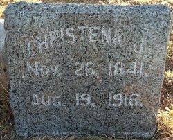 Christena Jane <i>Lee</i> Mather