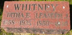 Leander J. Whitney
