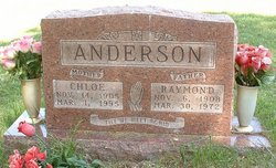 Chloe <i>Wyant</i> Anderson