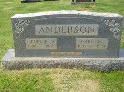 Carl Hyder Anderson