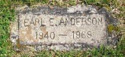 Earl Eugene Anderson