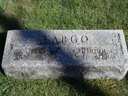 Gertrude C Fargo