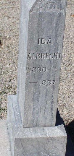 Edith Ida Albrecht