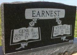 Gene F Earnest