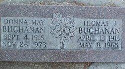 Donna Mae <i>Carter</i> Buchanan