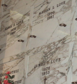 James Irving Love