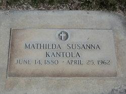 Mathilda Susanna Tillie <i>Koskela</i> Kantola