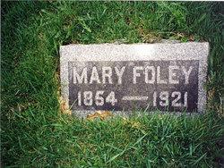 Mary <i>Conoughy</i> Foley