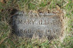 Mary H <i>Legros</i> Illgen