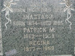 Patrick M Broderick