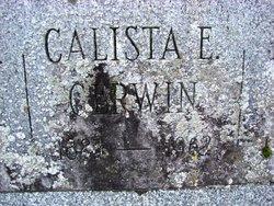 Calista Irene <i>Elston</i> Gerwin