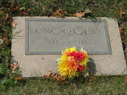 Alice Naomi <i>Luce</i> Boyden