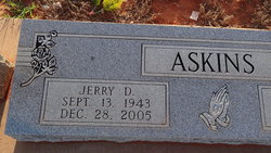 Jerry Dean Askins