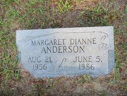 Margaret Dianne Dianne Anderson