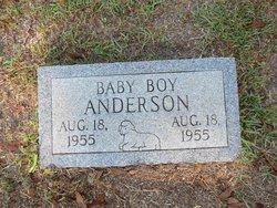 Baby Boy Anderson