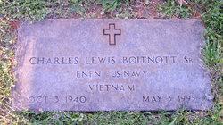 Charles Lewis Boitnott, Sr