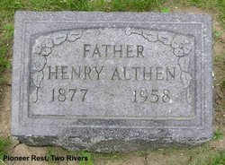 Henry T Althen