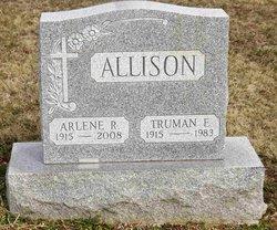 Truman E Allison