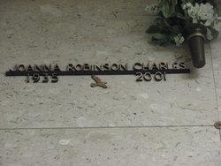 Joanna <i>Robinson</i> Charles